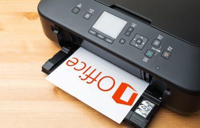 cara install printer canon